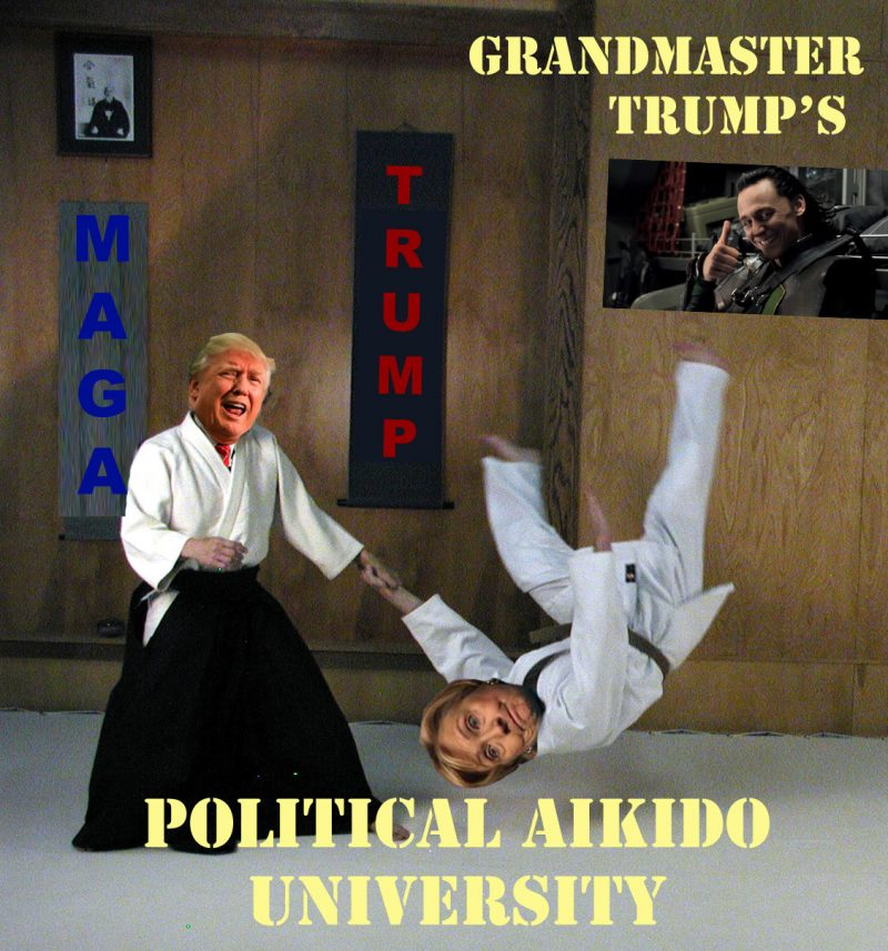 donald trump's campaign strategy