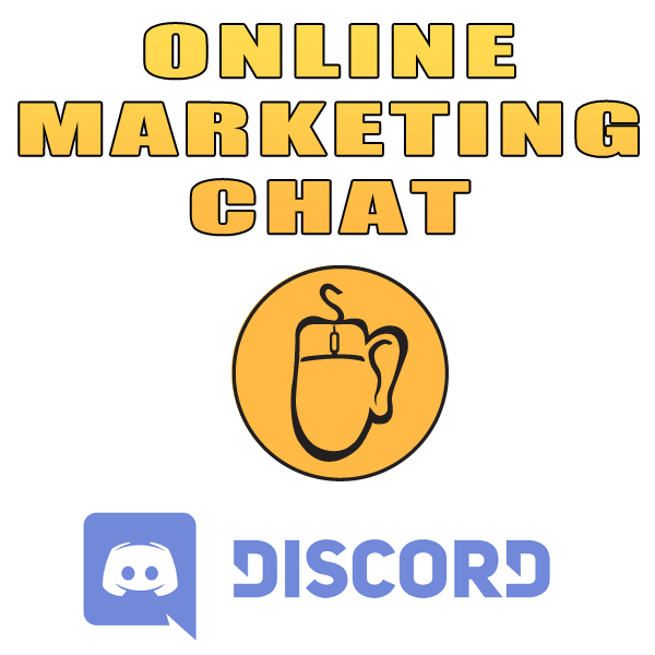 chat about online marketing